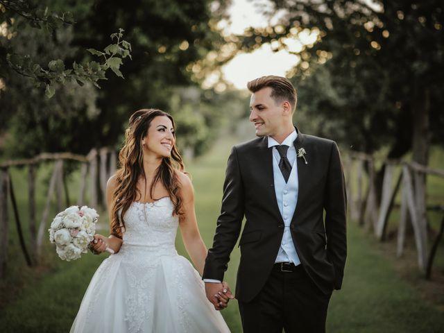 Le nozze di Lina e Manuel