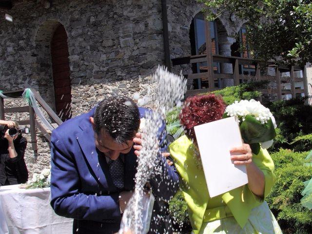 Il matrimonio di Ettore e Catia a Nonio, Verbania 4