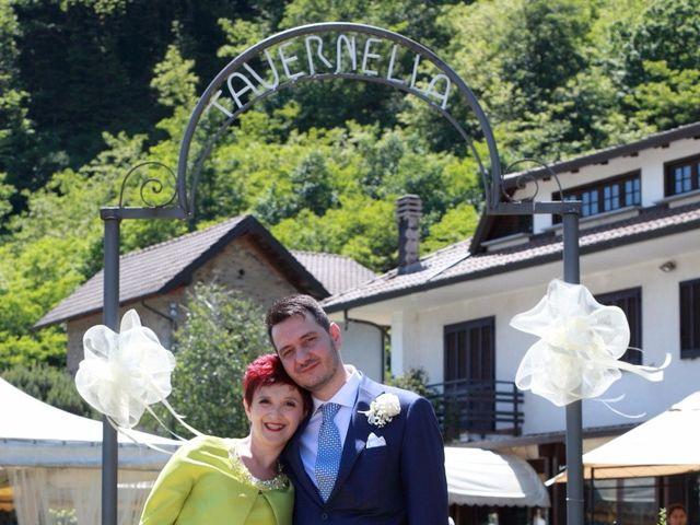 Il matrimonio di Ettore e Catia a Nonio, Verbania 9
