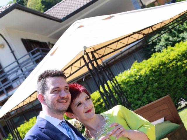 Il matrimonio di Ettore e Catia a Nonio, Verbania 10