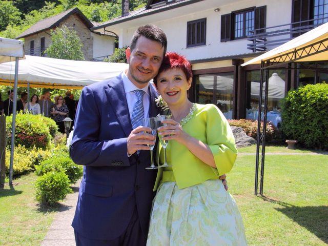 Il matrimonio di Ettore e Catia a Nonio, Verbania 11