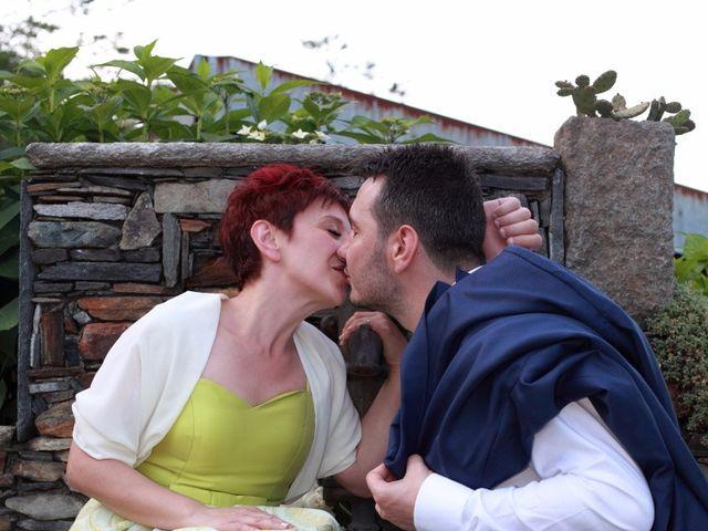 Il matrimonio di Ettore e Catia a Nonio, Verbania 26
