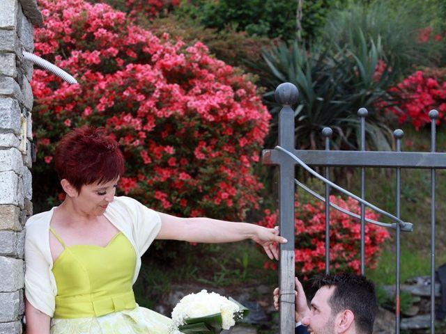 Il matrimonio di Ettore e Catia a Nonio, Verbania 29