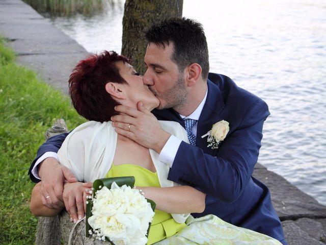 Il matrimonio di Ettore e Catia a Nonio, Verbania 30