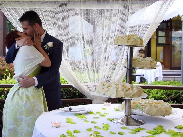 Il matrimonio di Ettore e Catia a Nonio, Verbania 34