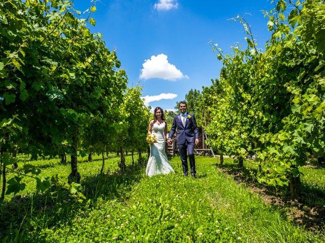 Il matrimonio di Alex e Elena a Treviso, Treviso 33