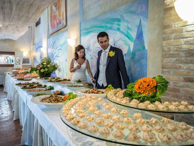 Il matrimonio di Alex e Elena a Treviso, Treviso 49