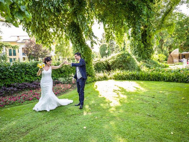 Il matrimonio di Alex e Elena a Treviso, Treviso 54