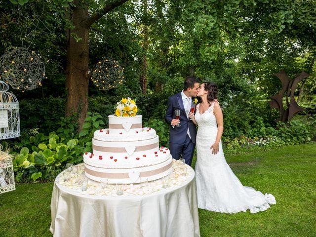 Il matrimonio di Alex e Elena a Treviso, Treviso 59