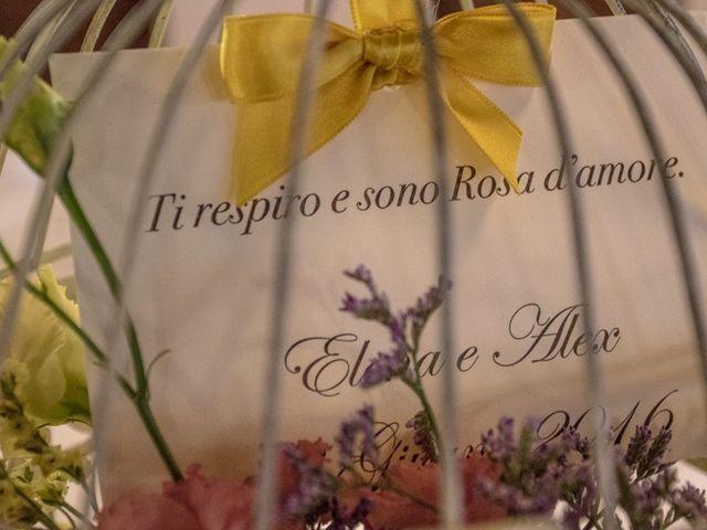 Il matrimonio di Alex e Elena a Treviso, Treviso 61