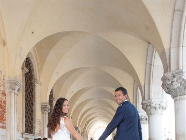 Il matrimonio di Alex e Elena a Treviso, Treviso 74