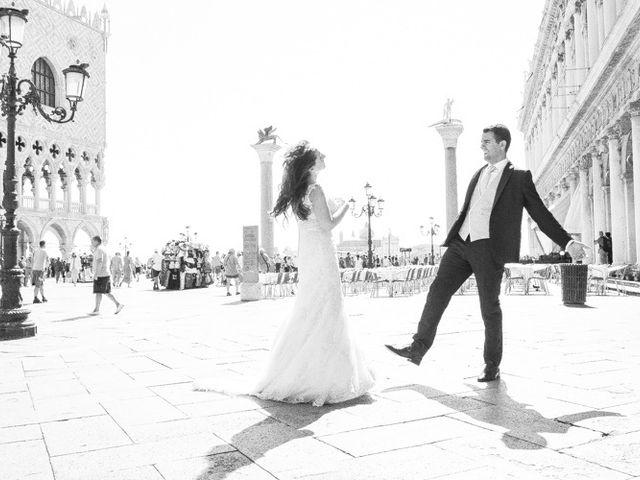 Il matrimonio di Alex e Elena a Treviso, Treviso 79