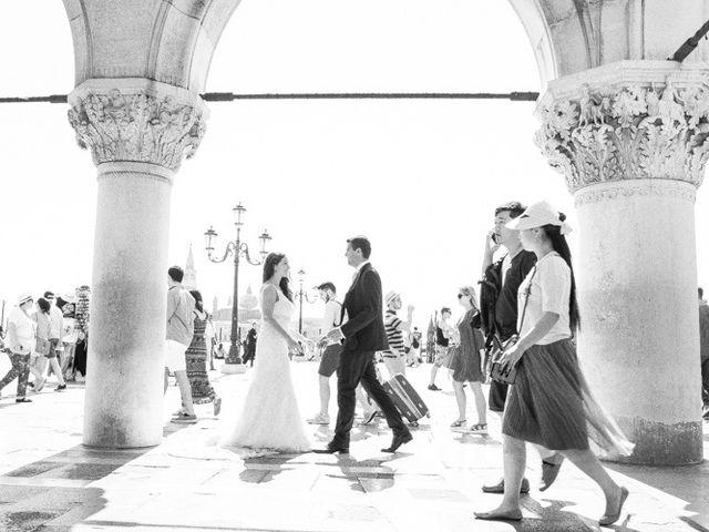 Il matrimonio di Alex e Elena a Treviso, Treviso 80