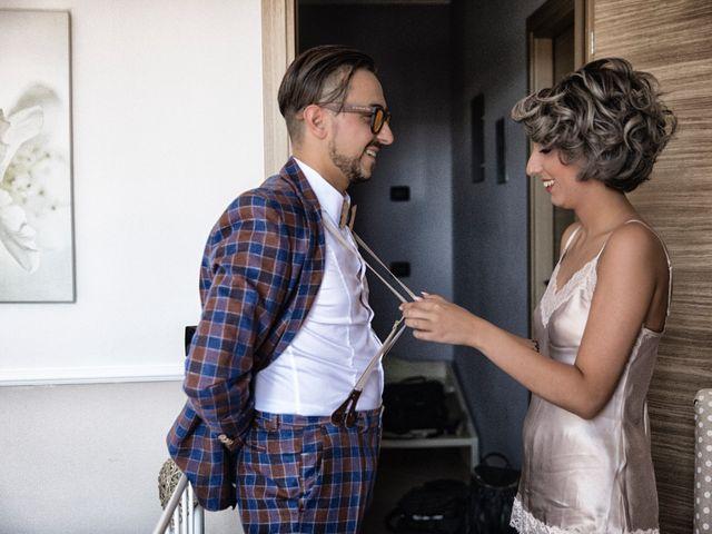 Il matrimonio di Giuseppe e Mariafrancesca a Montechiarugolo, Parma 12
