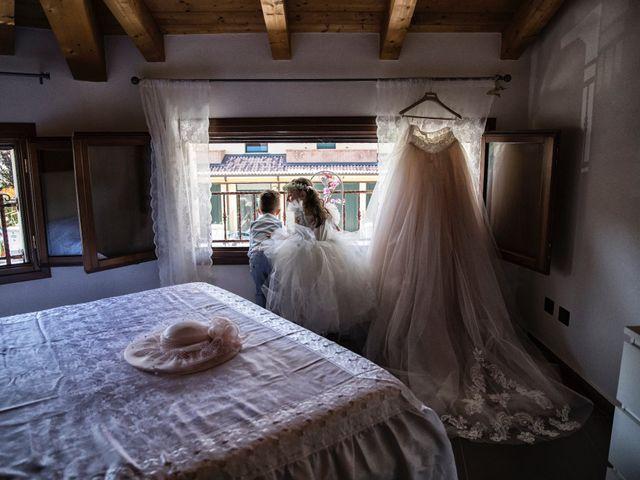 Il matrimonio di Giuseppe e Mariafrancesca a Montechiarugolo, Parma 15