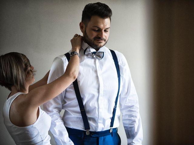 Il matrimonio di Giuseppe e Mariafrancesca a Montechiarugolo, Parma 30