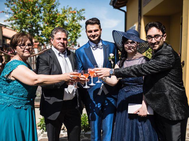 Il matrimonio di Giuseppe e Mariafrancesca a Montechiarugolo, Parma 37