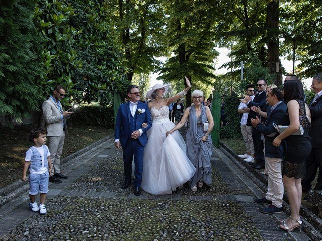 Il matrimonio di Giuseppe e Mariafrancesca a Montechiarugolo, Parma 42
