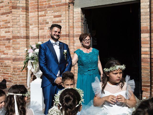 Il matrimonio di Giuseppe e Mariafrancesca a Montechiarugolo, Parma 43