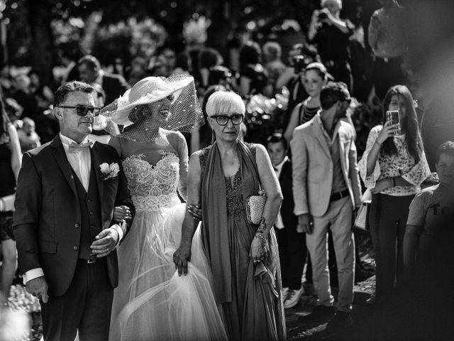 Il matrimonio di Giuseppe e Mariafrancesca a Montechiarugolo, Parma 44