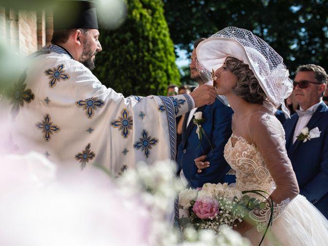 Il matrimonio di Giuseppe e Mariafrancesca a Montechiarugolo, Parma 46