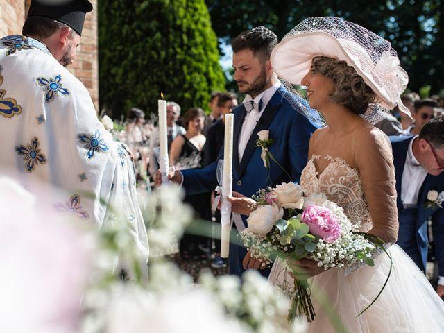 Il matrimonio di Giuseppe e Mariafrancesca a Montechiarugolo, Parma 47