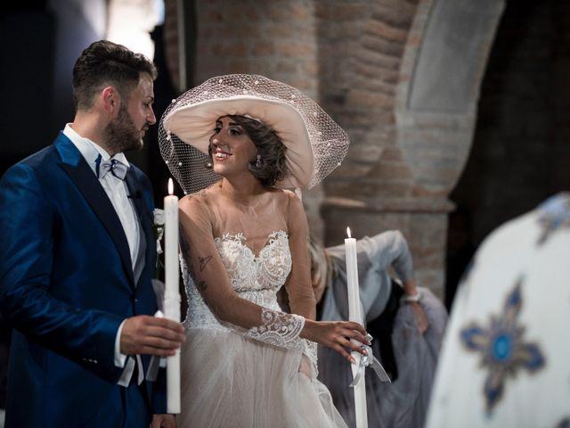 Il matrimonio di Giuseppe e Mariafrancesca a Montechiarugolo, Parma 49