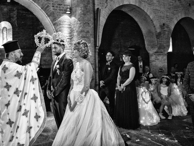 Il matrimonio di Giuseppe e Mariafrancesca a Montechiarugolo, Parma 50