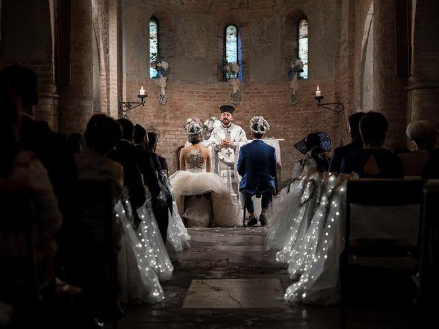 Il matrimonio di Giuseppe e Mariafrancesca a Montechiarugolo, Parma 51