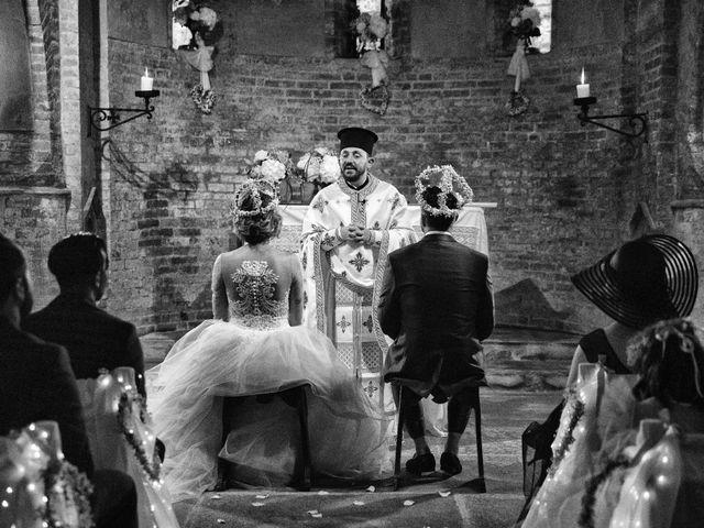 Il matrimonio di Giuseppe e Mariafrancesca a Montechiarugolo, Parma 52