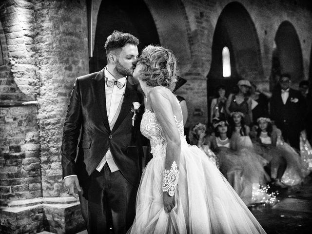 Il matrimonio di Giuseppe e Mariafrancesca a Montechiarugolo, Parma 53