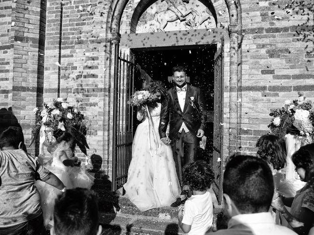 Il matrimonio di Giuseppe e Mariafrancesca a Montechiarugolo, Parma 56