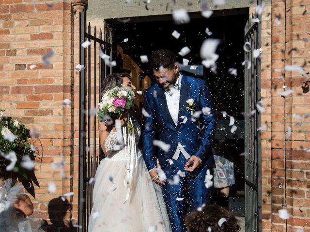 Il matrimonio di Giuseppe e Mariafrancesca a Montechiarugolo, Parma 1