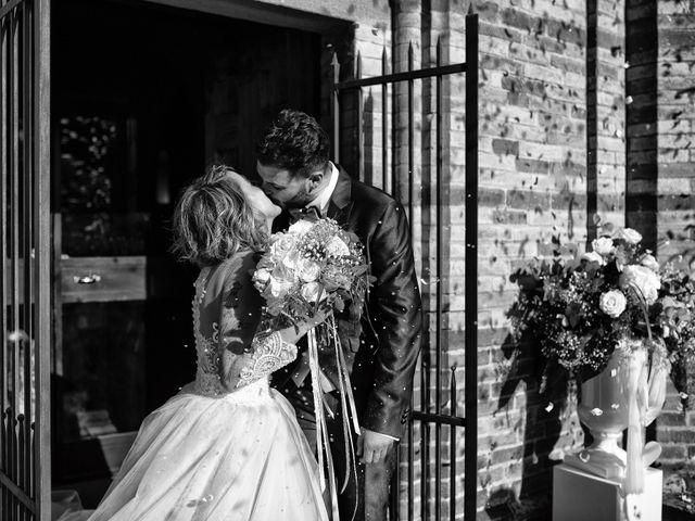 Il matrimonio di Giuseppe e Mariafrancesca a Montechiarugolo, Parma 57