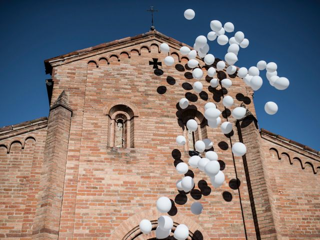 Il matrimonio di Giuseppe e Mariafrancesca a Montechiarugolo, Parma 58