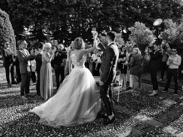 Il matrimonio di Giuseppe e Mariafrancesca a Montechiarugolo, Parma 59