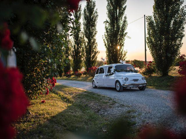 Il matrimonio di Giuseppe e Mariafrancesca a Montechiarugolo, Parma 62