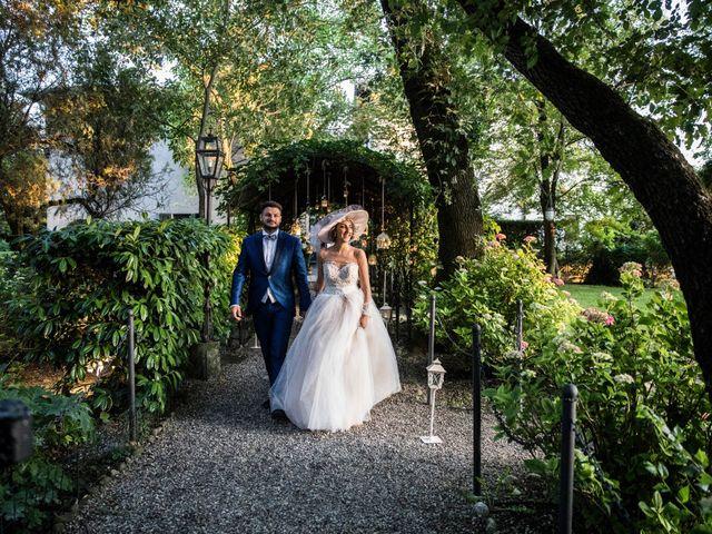 Il matrimonio di Giuseppe e Mariafrancesca a Montechiarugolo, Parma 64
