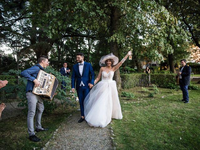 Il matrimonio di Giuseppe e Mariafrancesca a Montechiarugolo, Parma 65