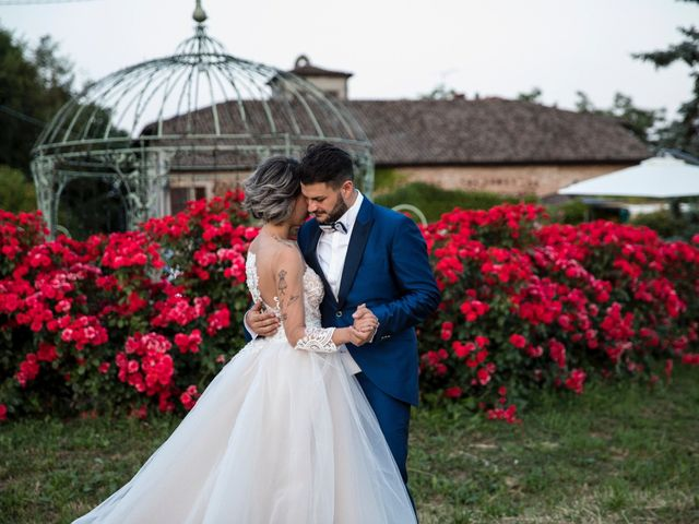 Il matrimonio di Giuseppe e Mariafrancesca a Montechiarugolo, Parma 70