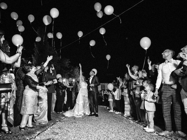 Il matrimonio di Giuseppe e Mariafrancesca a Montechiarugolo, Parma 74