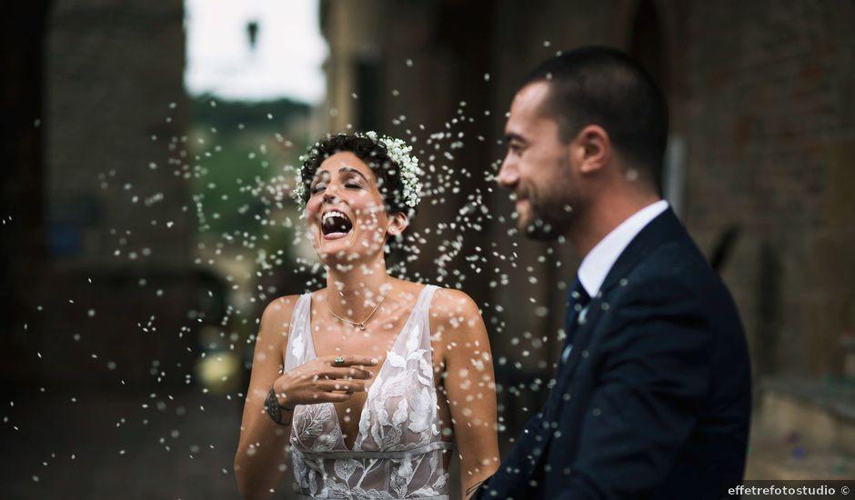 Il matrimonio di Edoardo e Brittany a Castell'Arquato, Piacenza