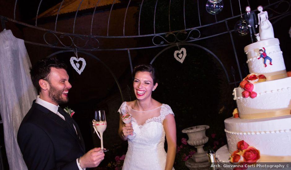 Il matrimonio di Matteo e Cristina a Varzi, Pavia