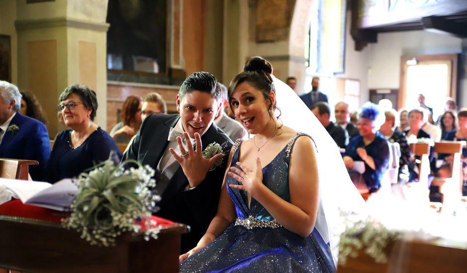 Il matrimonio di Davide e Giulia a Gaggiano, Milano