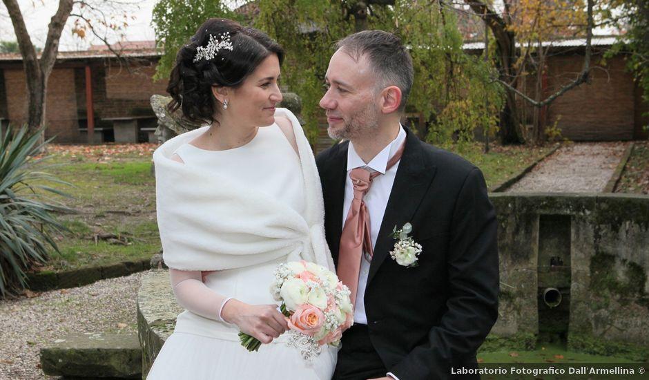 Il matrimonio di Tommaso e Fabiana a Due Carrare, Padova