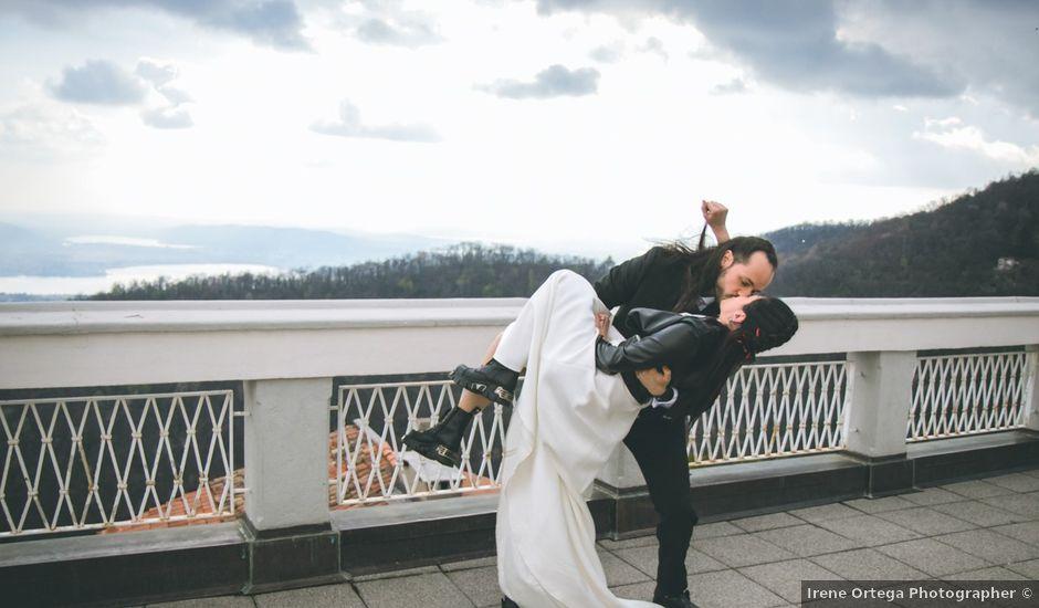 Il matrimonio di Marco e Sara a Varese, Varese
