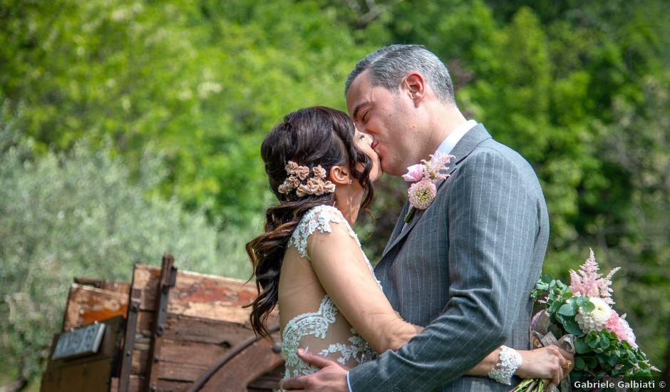 Il matrimonio di Stefano e Tyana a Montevecchia, Lecco