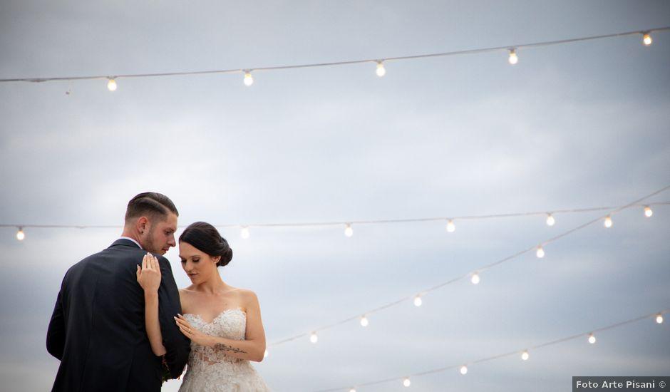 Il matrimonio di Fabian e Ramona a Cirò Marina, Crotone