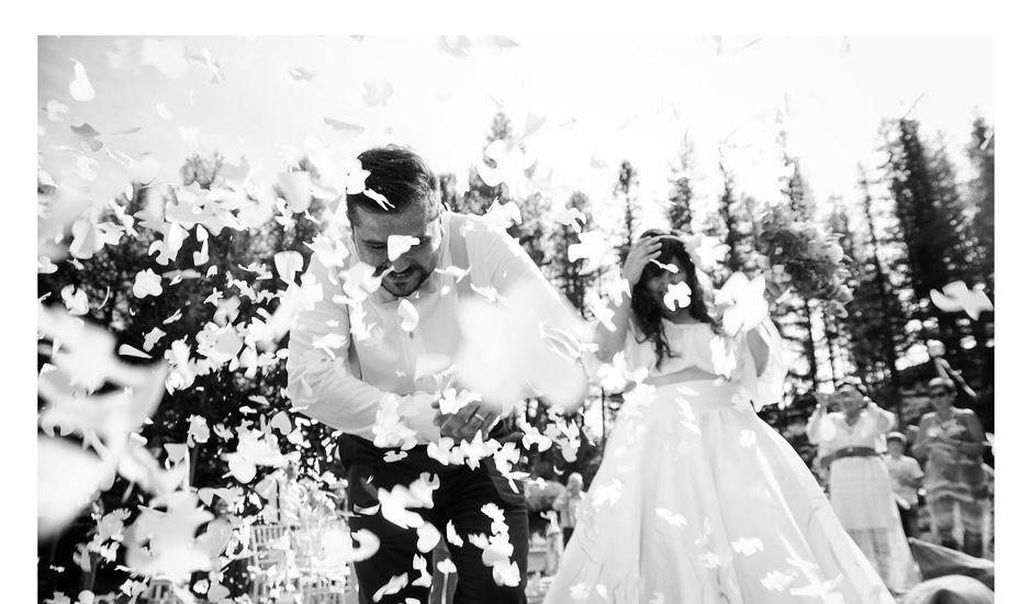 Il matrimonio di Simone e Elisa a Giuncugnano, Lucca