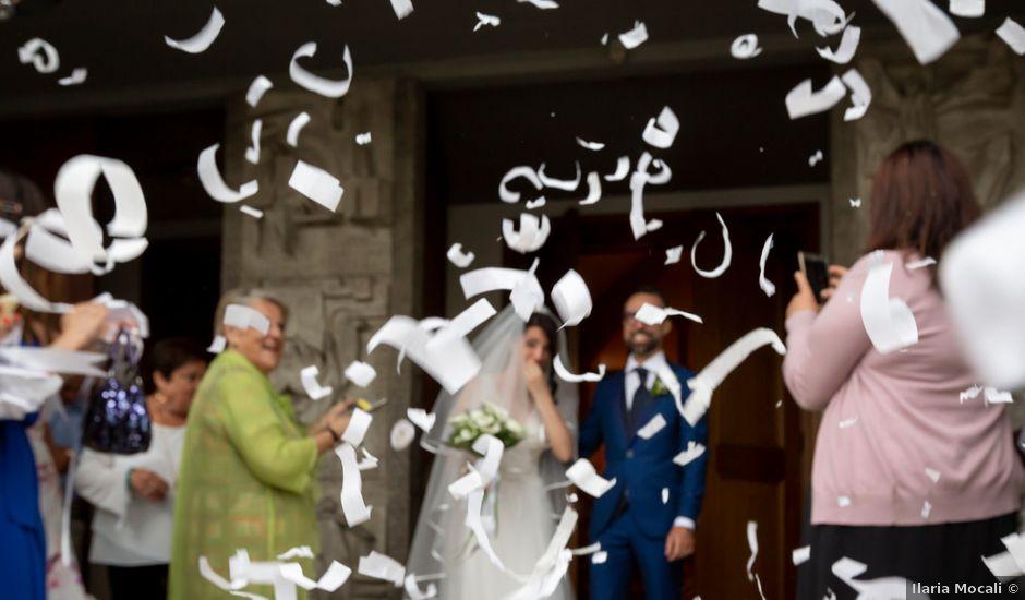Il matrimonio di Fabio e Sara a Scandicci, Firenze